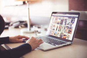 image showing website design
